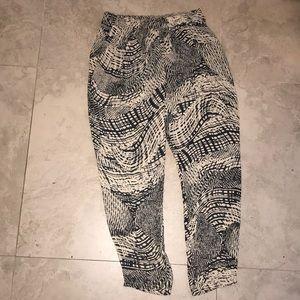 Ovi Tribal Print Pants